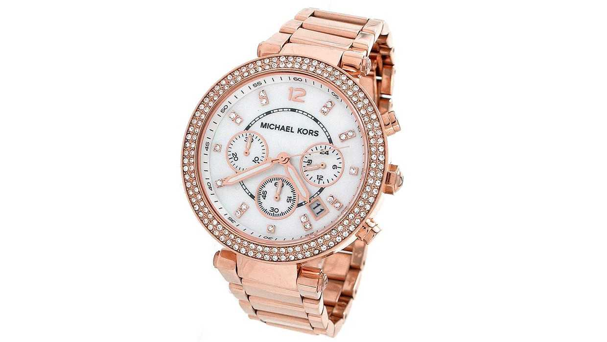 How to change the date on a michael kors watch