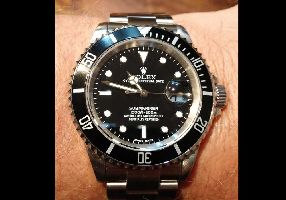 George - Rolex Submariner