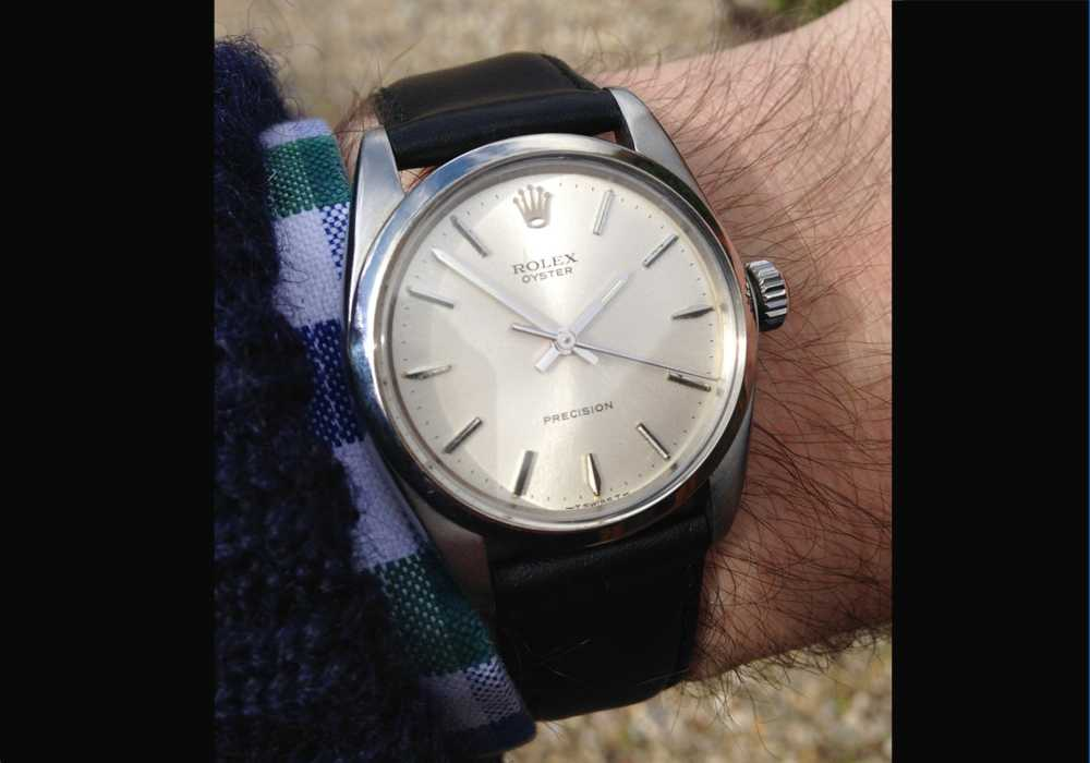 Mrs W, Norfolk - Rolex Oyster Precision