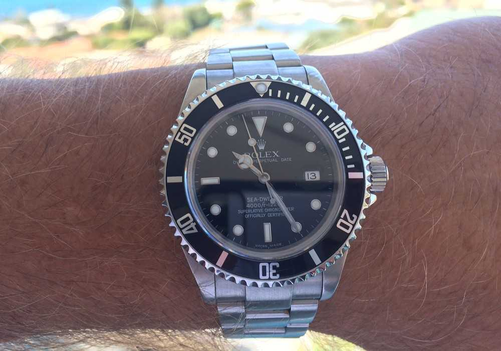 Simon S - Rolex Sea Dweller