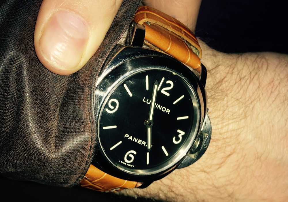 Alan - Panerai Luminor 112