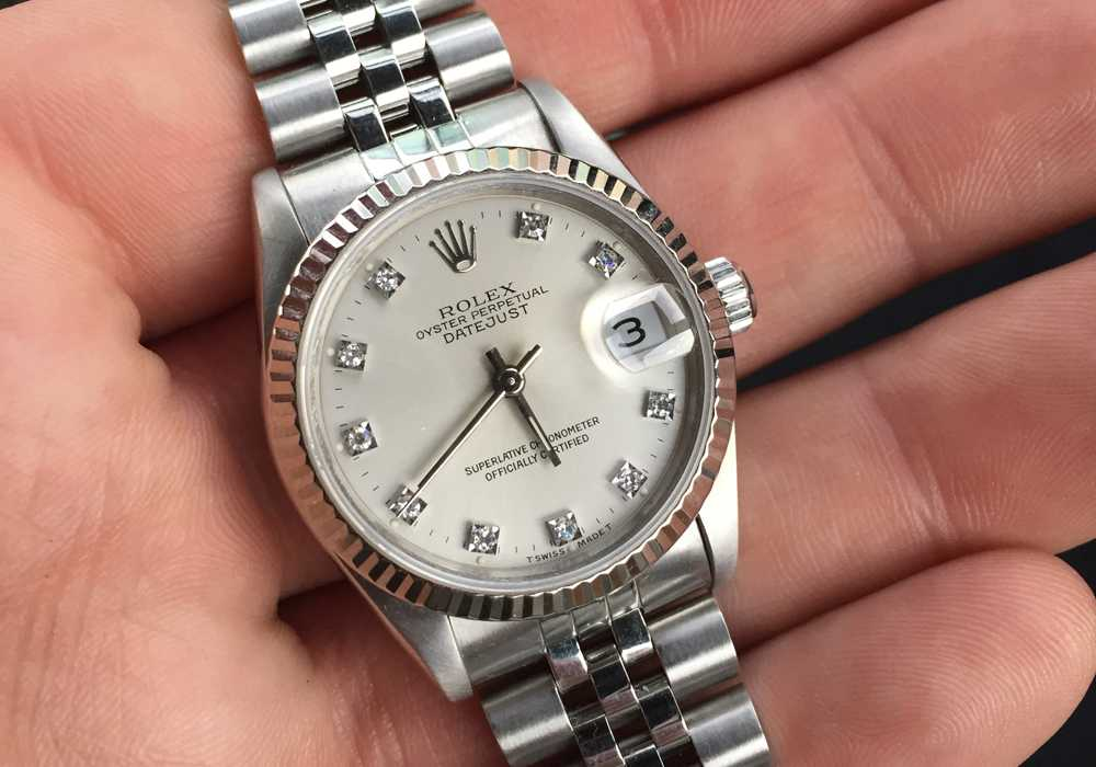 Tom L - Rolex Datejust