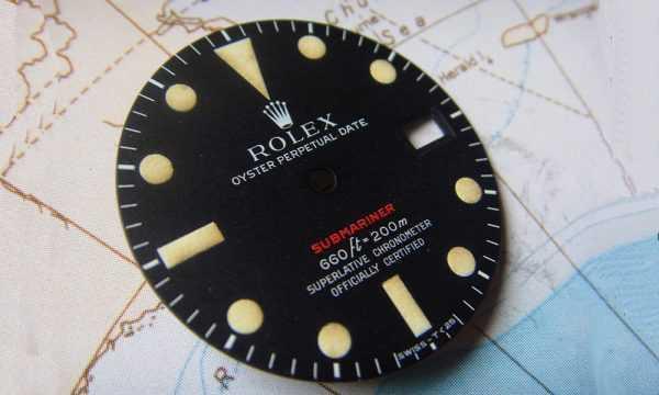Originality In Vintage Rolex Watches