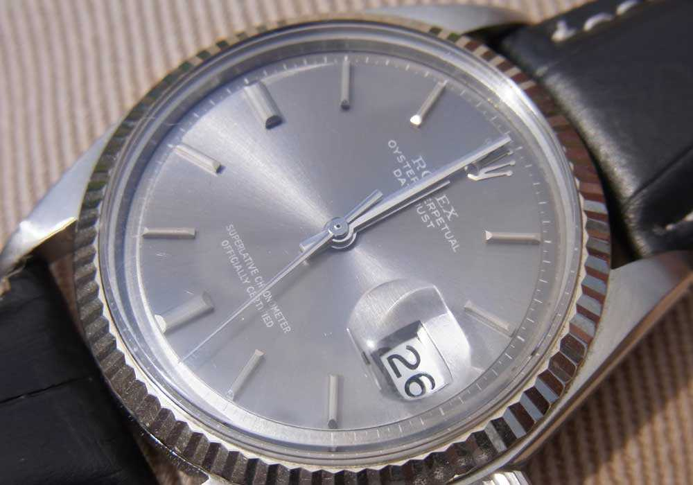 Anthony - Rolex Datejust