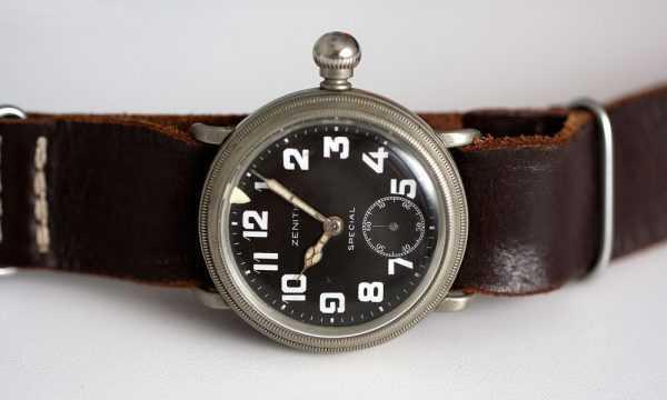 A Louis Blériot Style Zenith